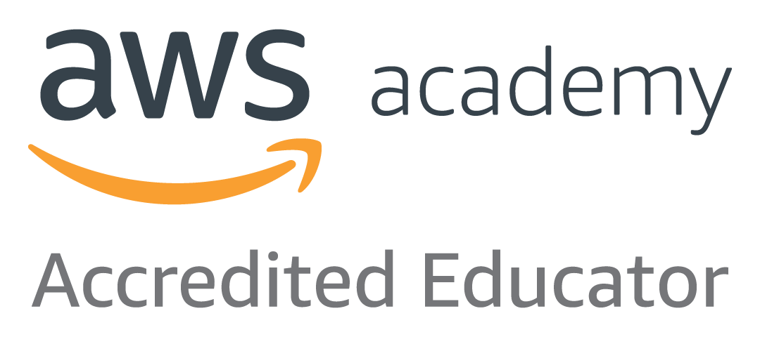 An Amazon Web Services Academy accredited educator