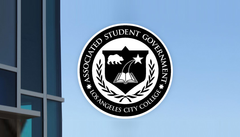 LACC Associated Student Government logo