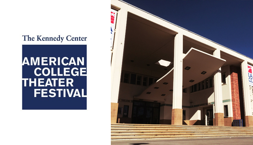 The Kennedy Center American College Theater Festival logo