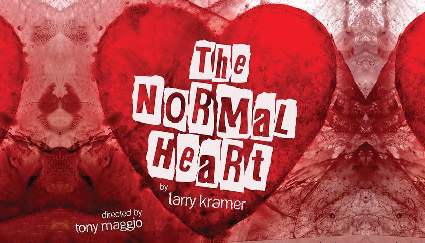 Poster for The Normal Heart