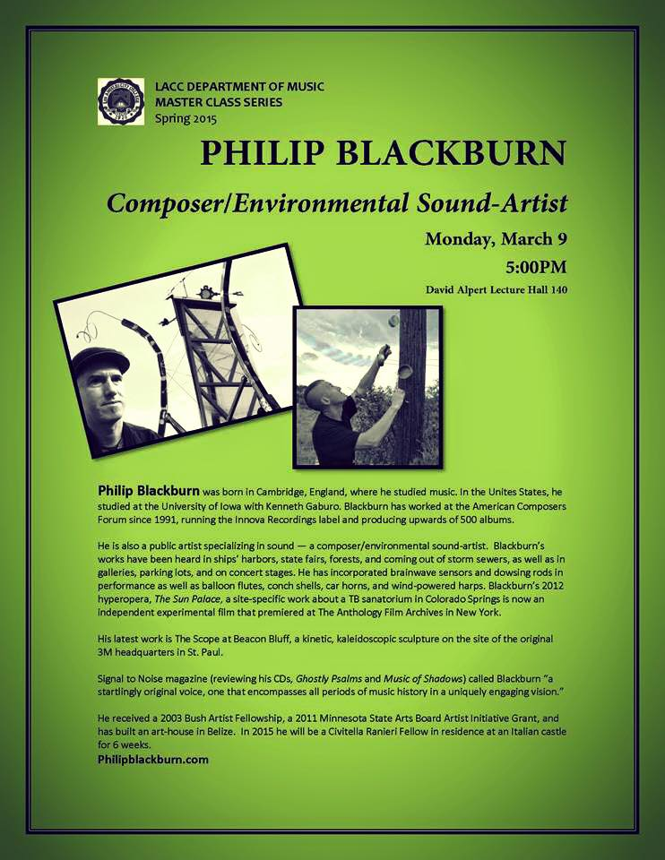 Philip Blackburn