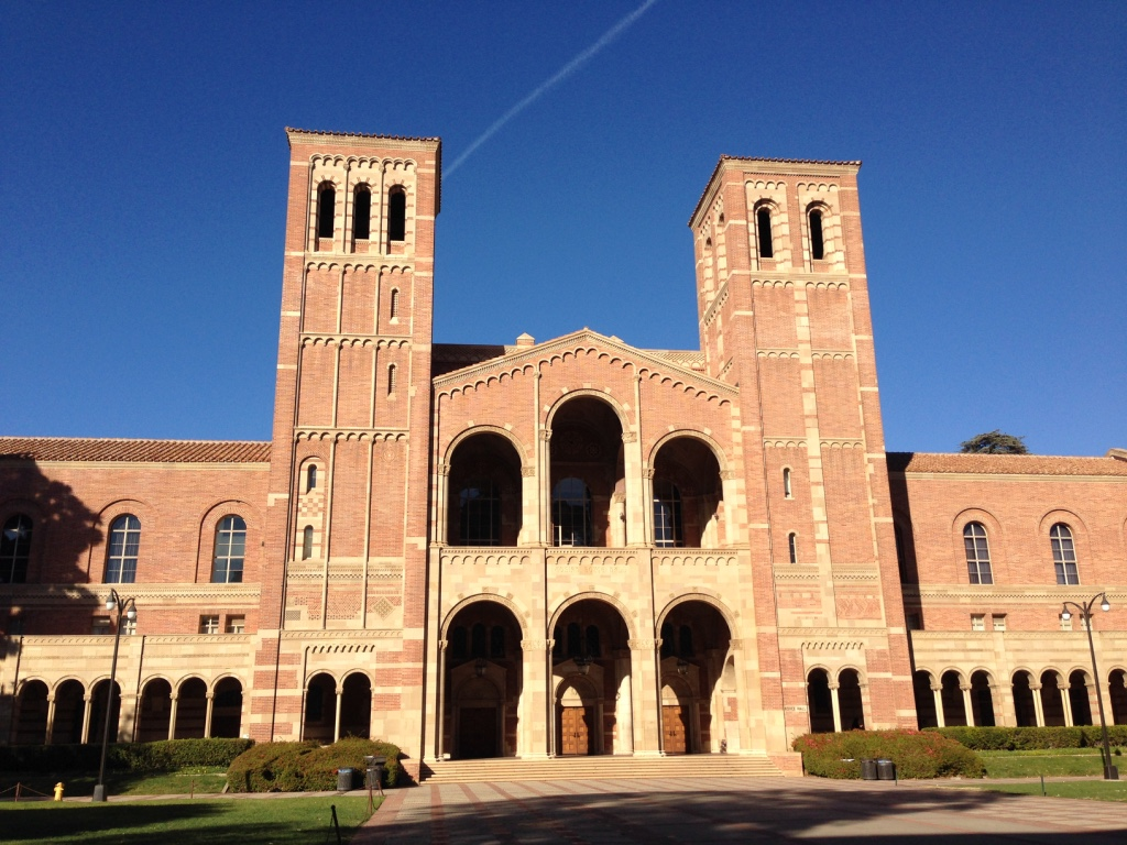 UCLA Royce Hall (Photo by: Cynthia Gomez)