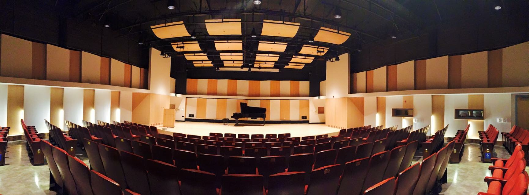Alpert Recital Hall